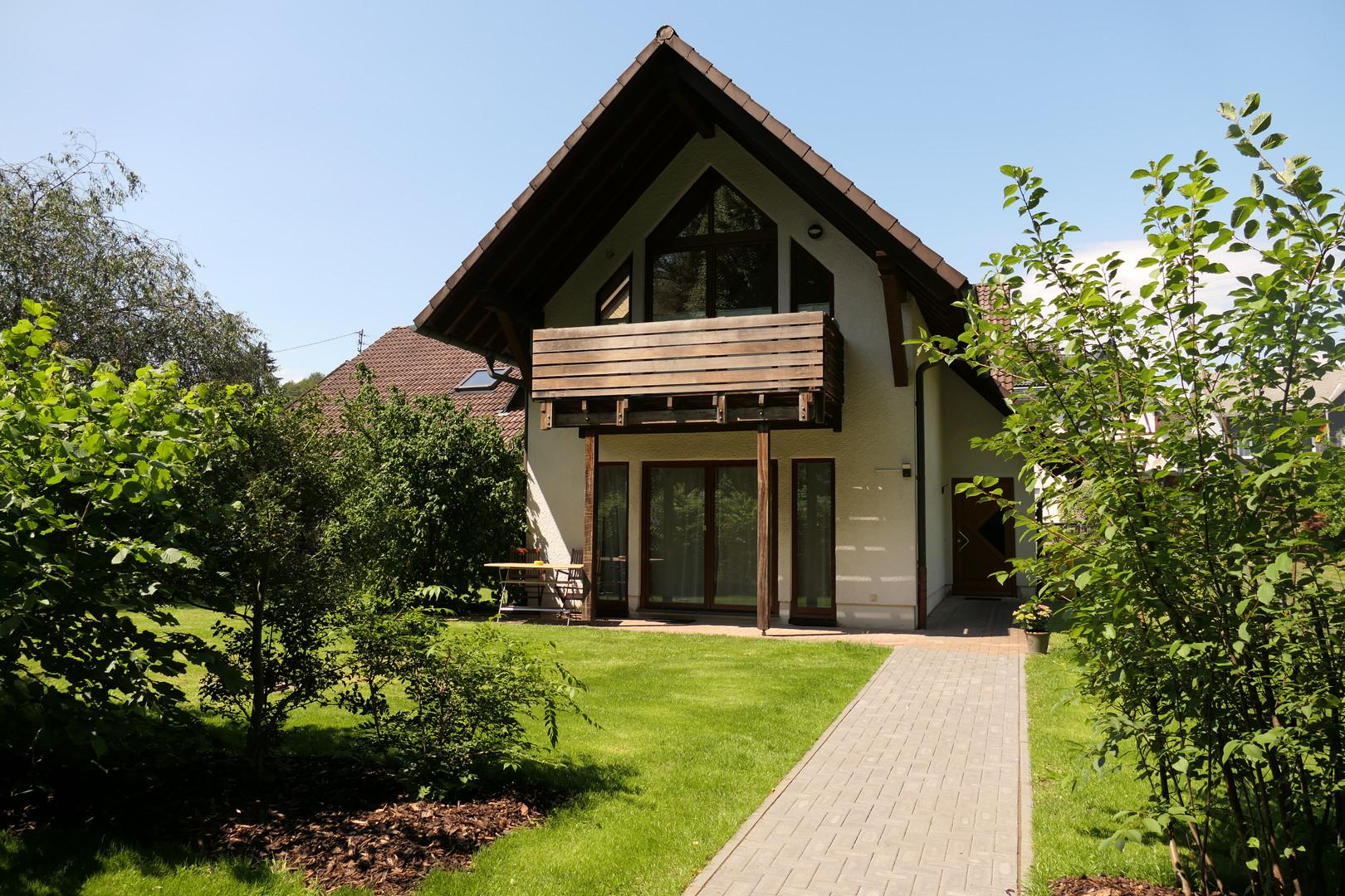 Haus ObernauEingangsbereich