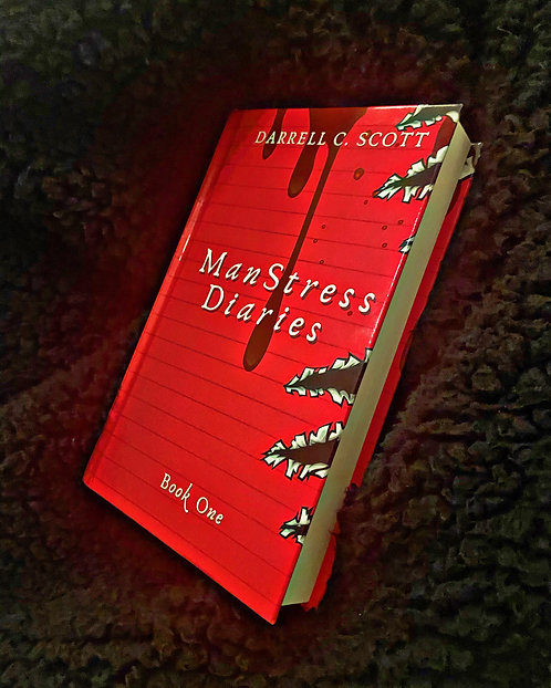 Manstress Diaries 2021 Edition (Autographed)