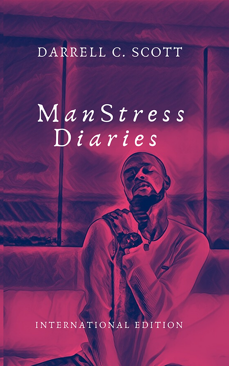 Manstress Diaries International Edition (Autographed Hardcover)