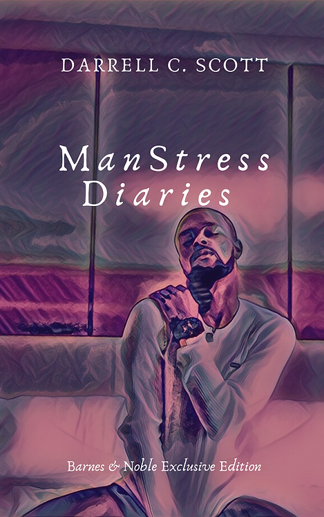 Manstress Diaries Barnes & Noble Exclusive Edition 2020 (Autographed Hardcover)