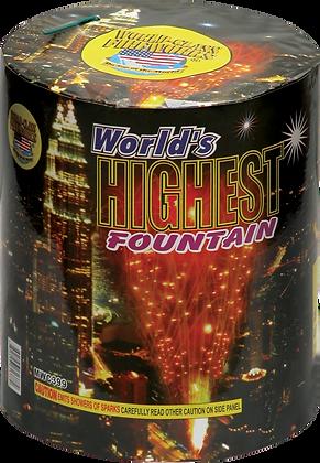 World's Highest Fountain