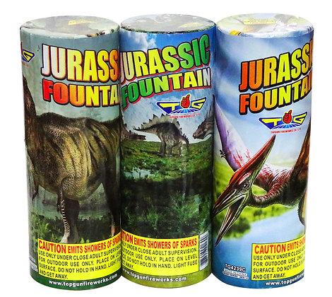 Jurassic Fountain