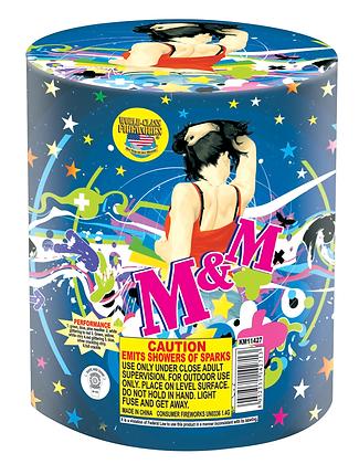 M&M Fountain