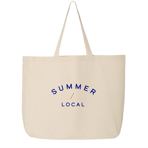 Summer Local Tote