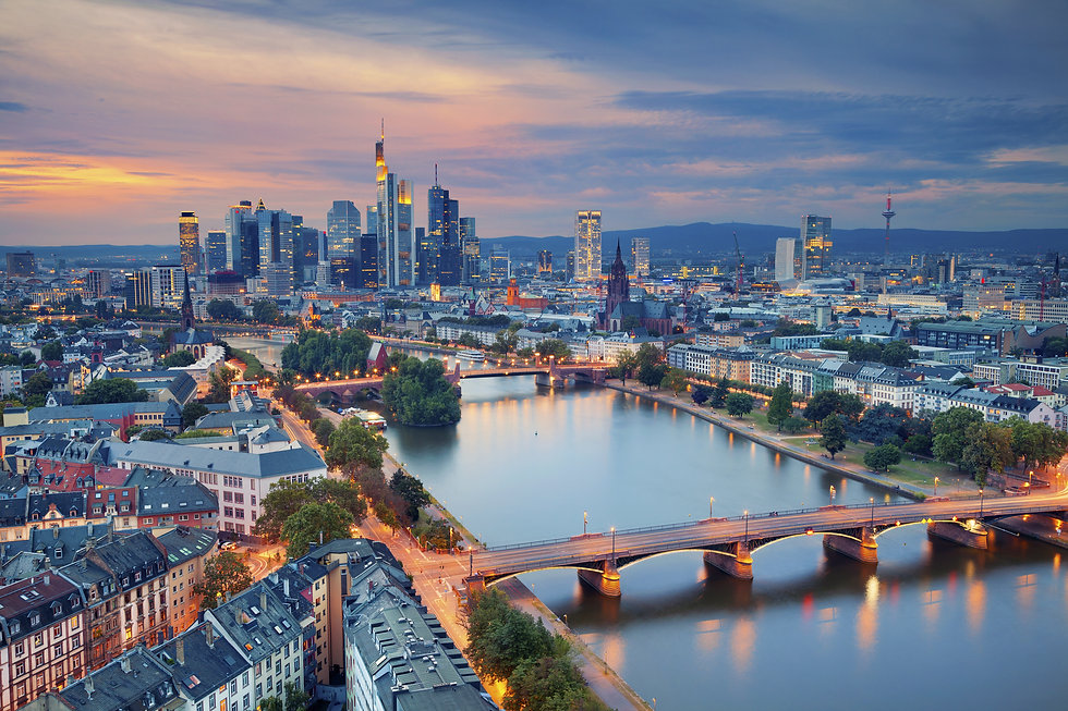 Frankfurt am Main. Image of Frankfurt am