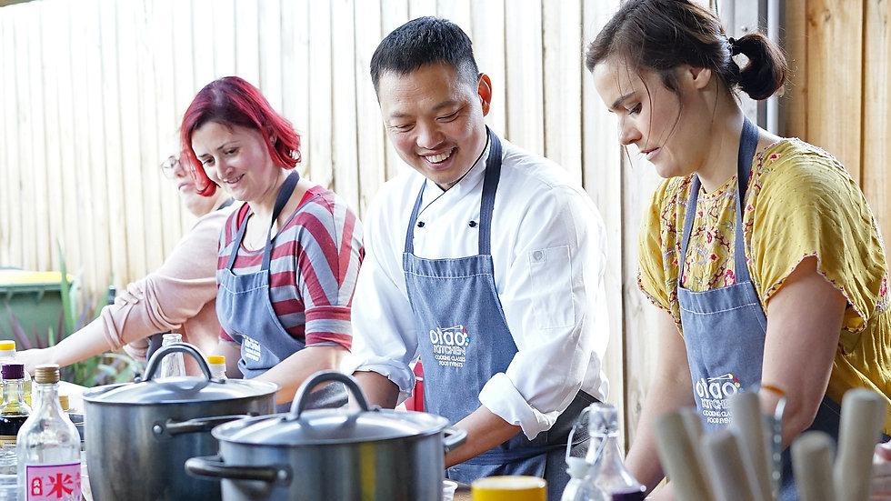 Otao Kitchen Cooking School