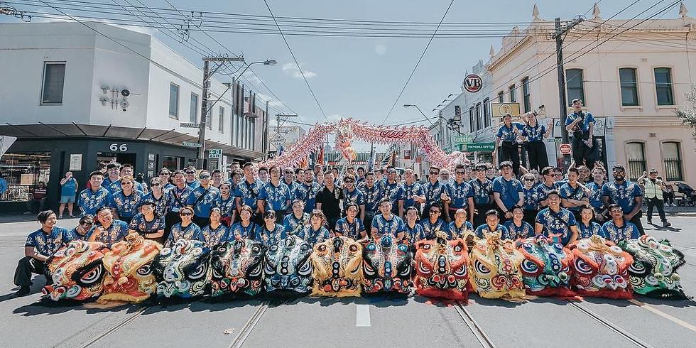 Victoria Street Lunar Festival