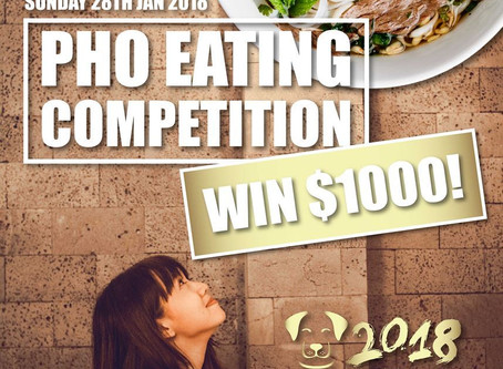Pho Competition