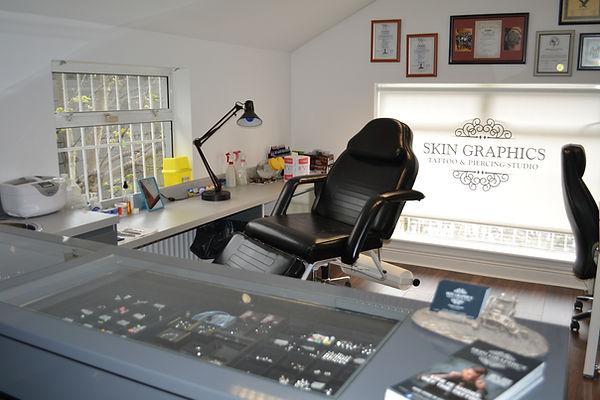 Tattooing workshop