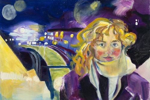 Self-portrait (print)