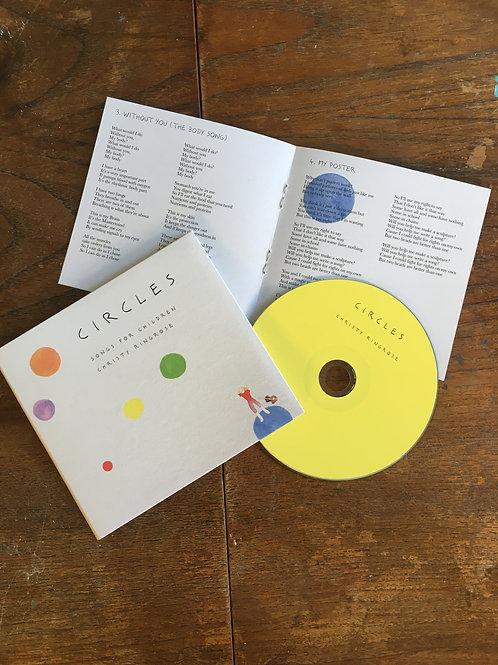 CIRCLES - Songs for Children (Hardcopy)
