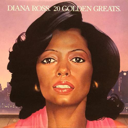 Diana Ross – 20 Golden Greates