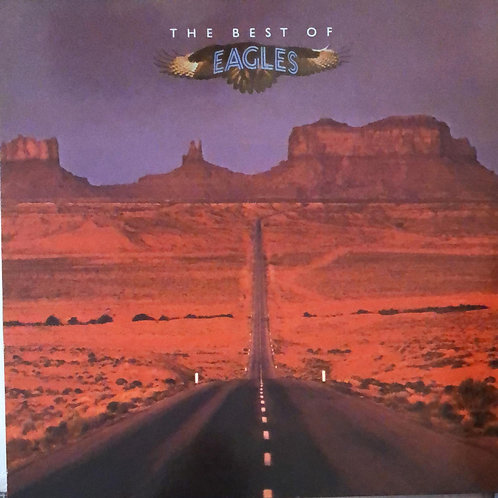 Eagles ‎– The Best Of Eagles