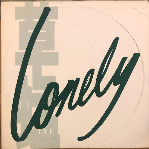 草蜢 Lonely 白版 45RPM