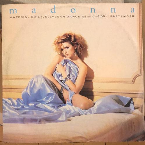 Madonna – Material Girl (Jellybean Dance Remix - 6:05) Pretender