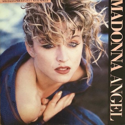 Madonna – Angel And Into The Groove