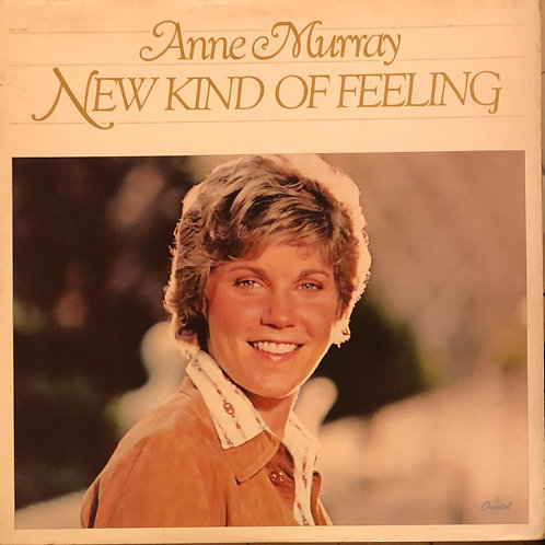 Anne Murray ‎– New Kind Of Feeling