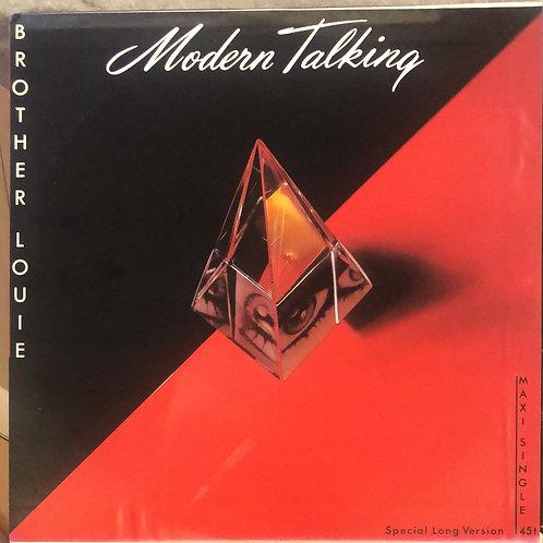 Modern Talking –  Brother Louie (Maxi - Single 45RPM)