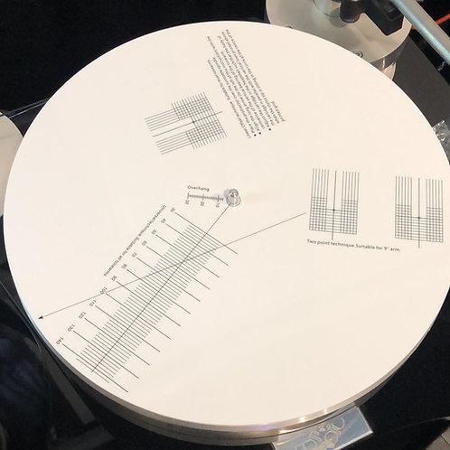 Elvon伊文 測唱盤轉速 / 唱針唱頭角度校准 / 偏壓調校