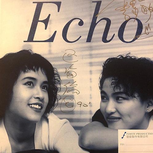 Echo  戰場 (簽名白版) 45RPM