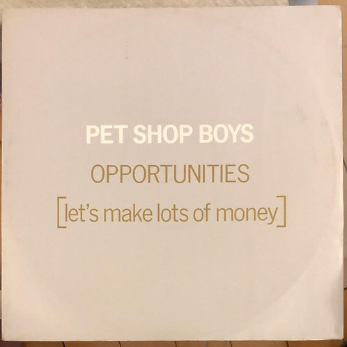 Pet Shop Boys – OPPORTUNITIES