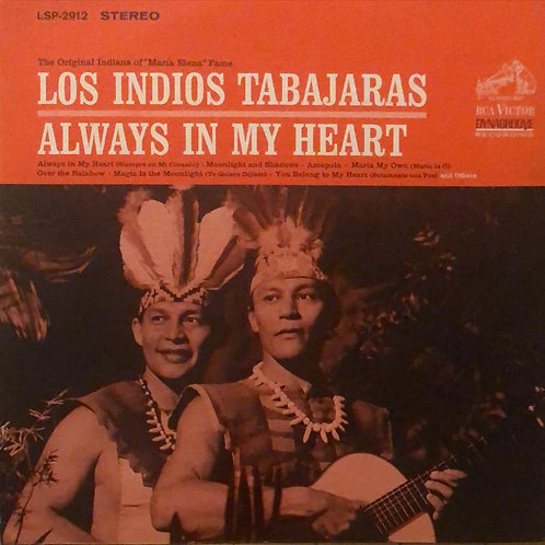 Los Indios Tabajaras ‎– Always In My Heart
