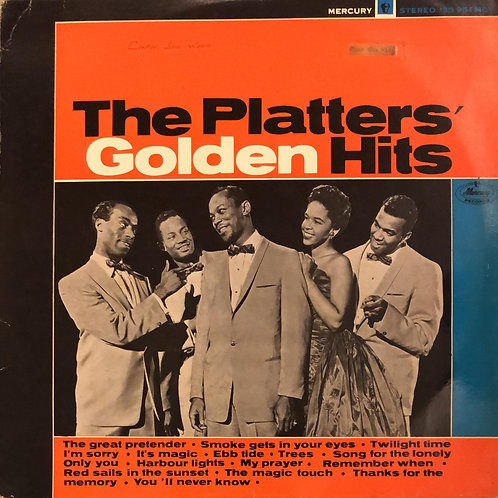 The Platters ‎– Golden Hits