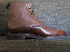 """Cobbler Union """"Louis"""" boots"""