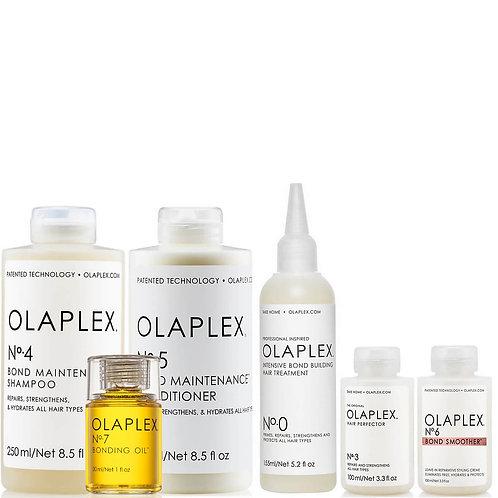 Olaplex + Silk Collection