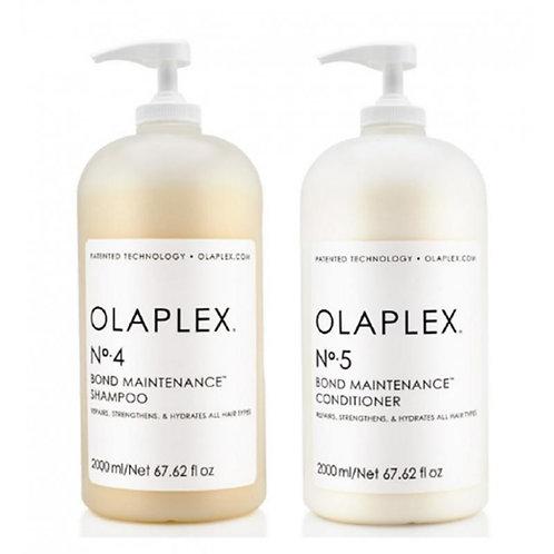 Olaplex No. 4 + No. 5  2000ml