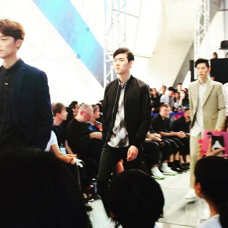 2015 Seoul fashion week