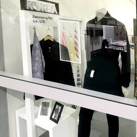 2017 Fabric start in Munich