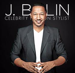 Celebrity Stylist J. Bolin