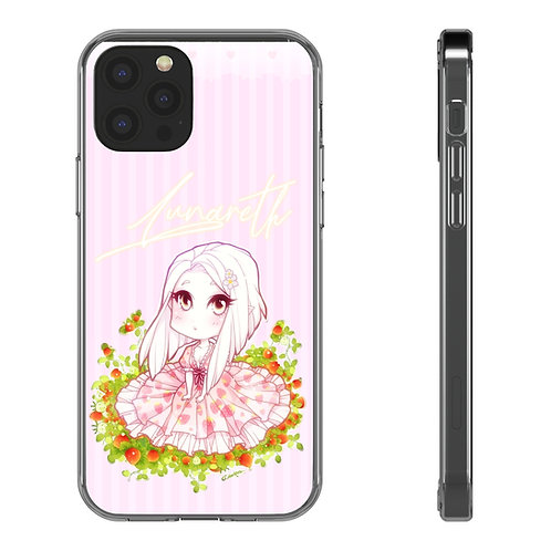 """""""Starwberry girl"""" Iphone Case"""