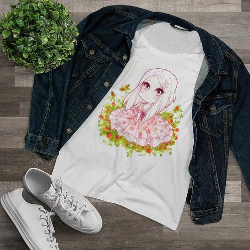 """Strawberry Girl"" T-shirt"