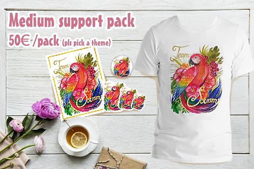 Zoo Support Medium Pack