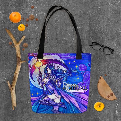 """Dreams of Nightfall"" Tote bag"