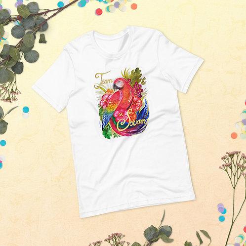 """Scream Team"" Unisex T-Shirt (XS-4XL)"