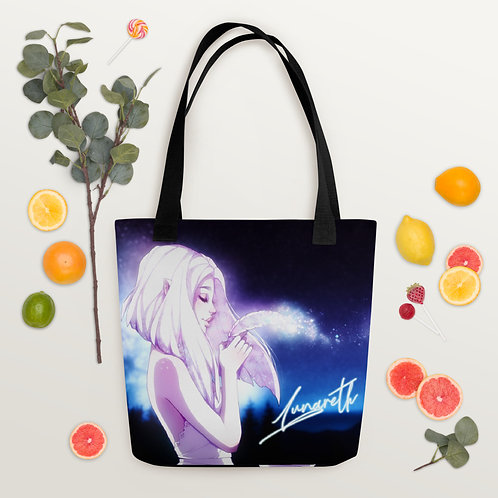 """""""Soft Feather"""" Tote bag"""
