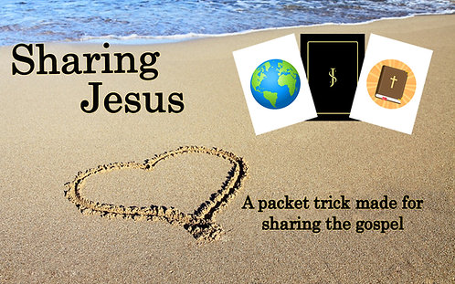 Sharing Jesus Packet Trick
