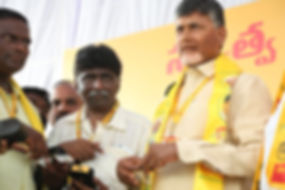 Bluetooth Thermal Printer used By Telugu Desam Party for Digitized Enrollment of Members of Party