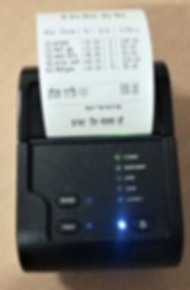 Bluetooth Enabled Thermal Printer, Android Enabled, 48 Characters Per Line