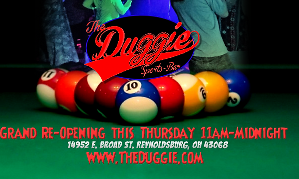 Duggie grand re-opening 2.png