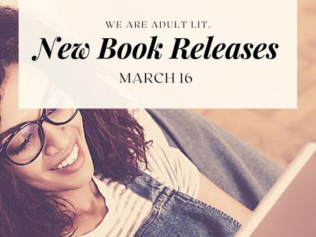 BIPOC Mar. '21 Releases in Adult Literature: Week 3