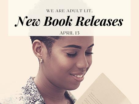 April 2021 BIPOC Book Releases: Week 2