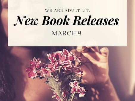 BIPOC Mar. '21 Releases in Adult Literature: Week 2