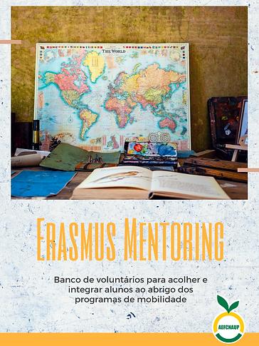 Erasmus Mentoring - Cartaz Principal.png