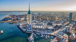 Portsmouth Spinaker & Gunwharf Quays