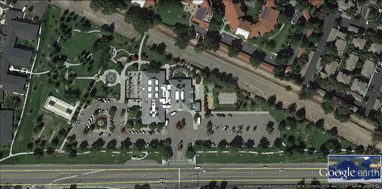 Centennial Park & Senior Center