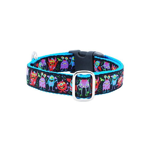 Monstro-City Dog Collar